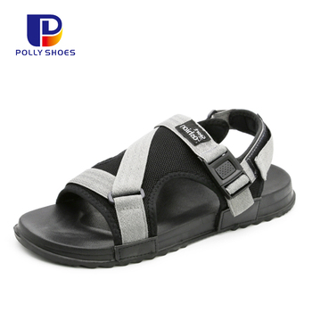 Breathable Wholesale Summer Beach Outdoor Sport Sandal Men