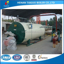 2.1MW Atmospheric Oil( Gas ) Fired Hot Water Boiler from China Manufaturer