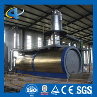 EU Standards Waste Oil Recyling Machine Pyrolysis Oil Refining