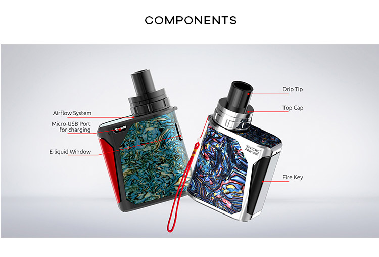 Elego Priv One Kit 25W SMOK Priv One Kit