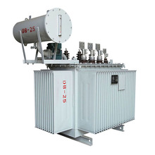 33Kv 2000Kva Double Winding Oil Immersed Power Transformer