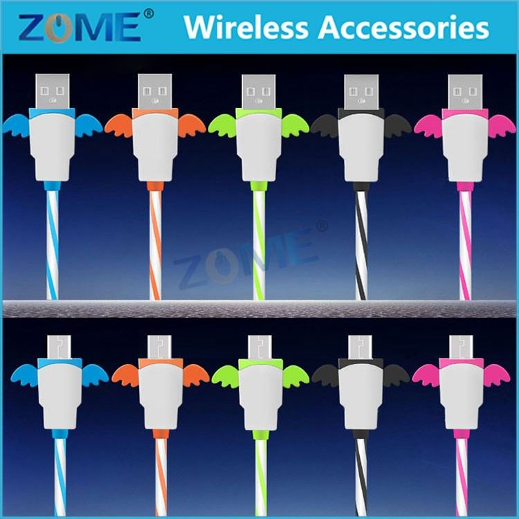 China Products For Andriod Mobile Phone Sync Data Charger Cable Micro USB Cord