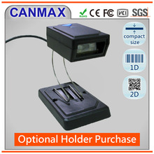 Rugged Parking ticket barcode reader RS232