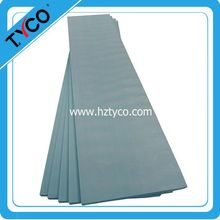 HangZhou TYCO waterproof floor heating insulation blue extruded board