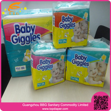 Hot Sale BBG Supplier Baby Pictures Diapers in Guangzhou