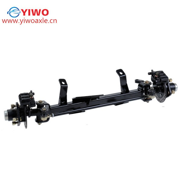 semi-floating axles Thule Thru Axle Adapter for america market