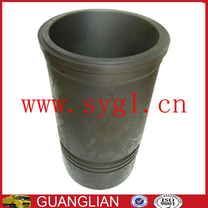 Dongfeng desel <strong>engine</strong> cylinder liner 3007525 for K38 <strong>K19</strong> <strong>engine</strong>