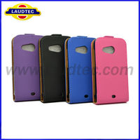 Laudtec New Products Ultra Slim Flip Leather Case For HTC Desire 200