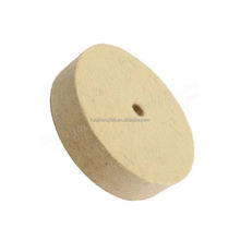 High Quality and hot sale wool felt polishing abrasive wheel