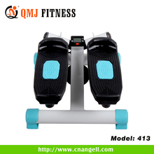 Mini fitness stepper with expander
