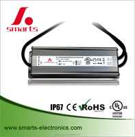 0-10v dimmable led driver IP67 constant current with CE UL ROHS waterproof
