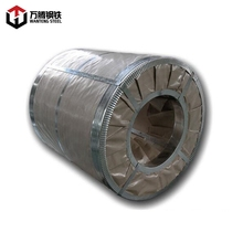Secondary Quality Hot Dip Galvanized Steel Sheet in Coil