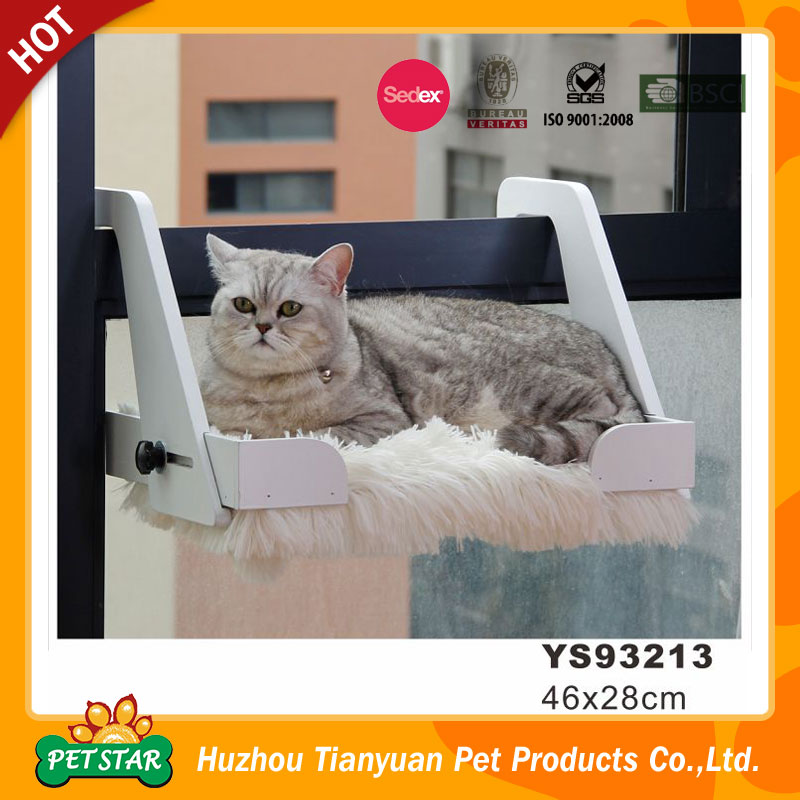 High-end Pet Products and Cats Application Cat Window & Table-board Perch