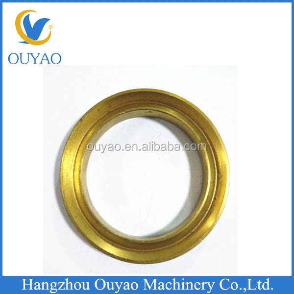mass production cnc machining parts with factory price brass Shim