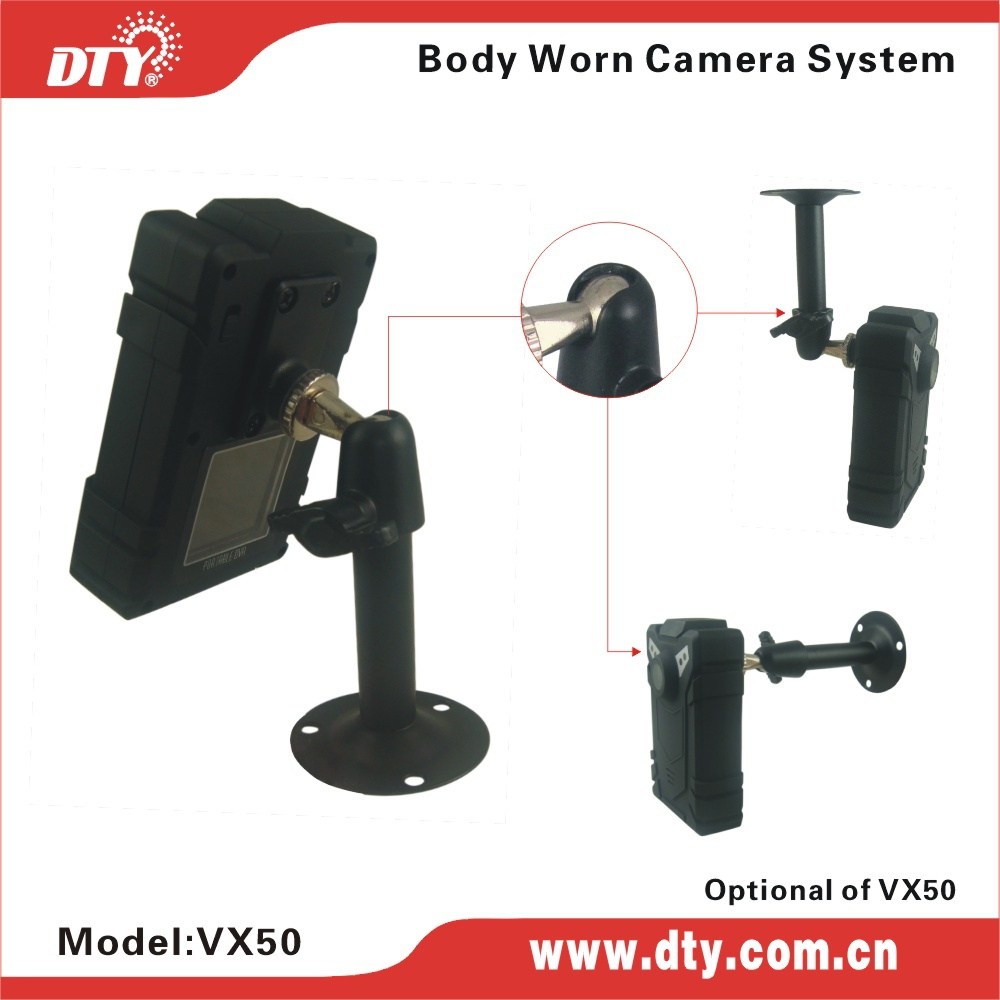 Body Worn Camera for Police Law Enforcement and Personal Safety with high capacity battery VX50