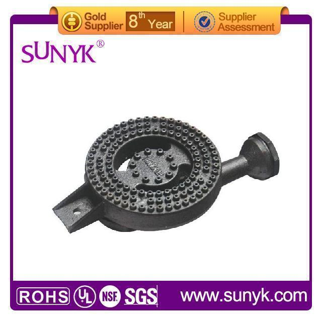 commercial cast iron wok gas cooker burner for catering & home kitchen cooking use