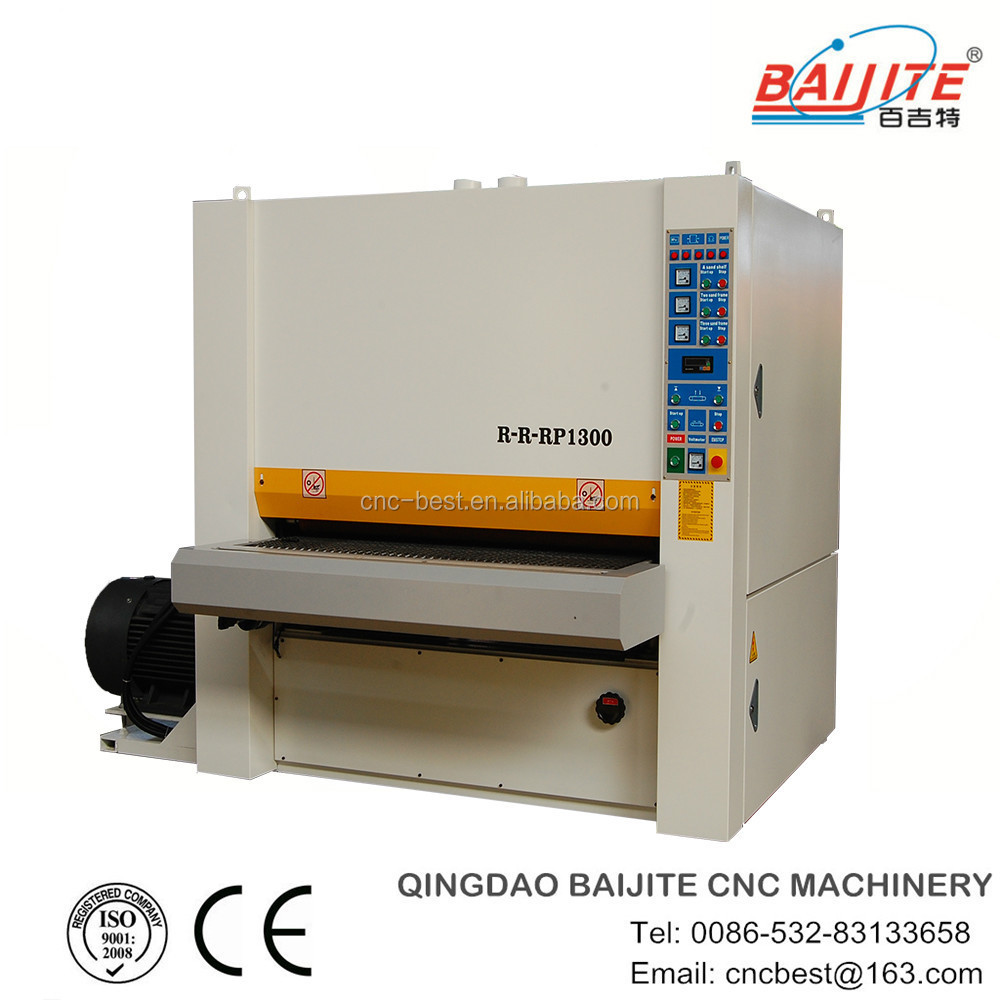cabinet door sanding machine\three unit\factory price\high precision\CE&ISO9001