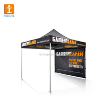 Custom 3x3m cheap printed canopy tent marquee tent for promotion