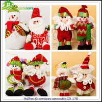 Christmas soft toy plush toys,christmas elf plush toy/outdoor plastic santa clause/small christmas animal toys,GVCH65072