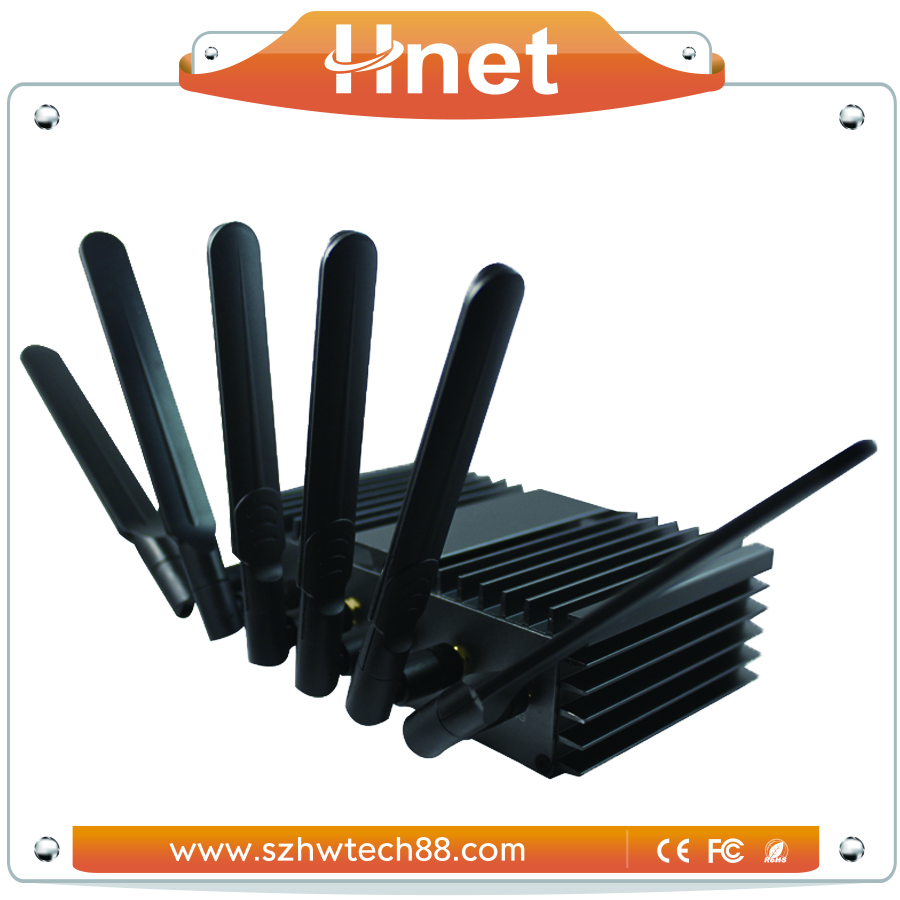 Industrial openwrt 4g lte ethernet router wireless wifi router