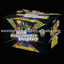 "0.8"" 35 shots salutes consumer fireworks cake for sale"