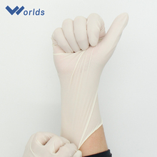 Industrial Consumables Items Medical Latex Examination Gloves Price