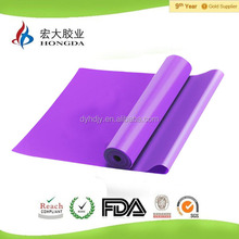 latex stretch band / fitness yoga exercise resistance band/sport equipment