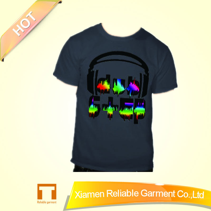 sunmmer new fashion 100 percent cotton t shirts