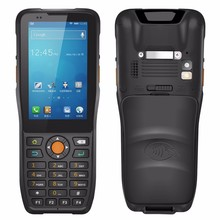 1D 2D Barcode Scanner 4G Android Pda Rugged Industrial Handheld Computers