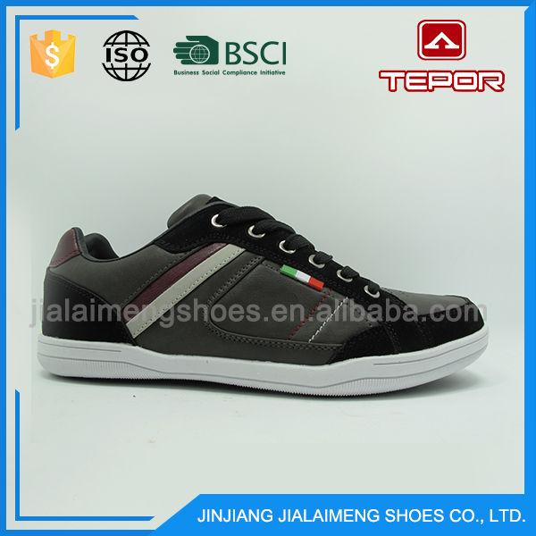Hot selling outdoor exercise breathable vogue brazilian men shoes
