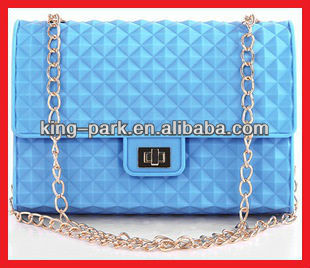 fashion silicone lady bag