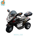 WDHL-238 Ride On Toy Style Kids Mini Bike Electric 3 Wheel Motorcycle Scooter