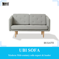 Nordic Modern Loveseat Sofa Furniture