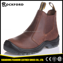Woodland top quality heat resistant safety boots and work boots FD6102