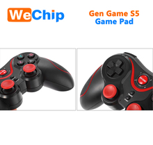 Gen Game S5 Wireless Blue tooth Gamepad Game Controller Handle Remote Joystick For Android iPhone w/ Original Retail Box