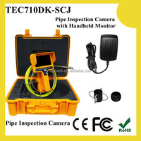 usb borescope endoscope inspection snake camera waterproof IP68 for water pipe inspection TECZ710DK-SCJ