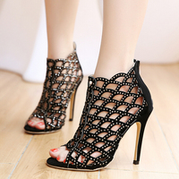2016 New Arrival High-Heeled Sandal Shoes Women Sexy Shoes