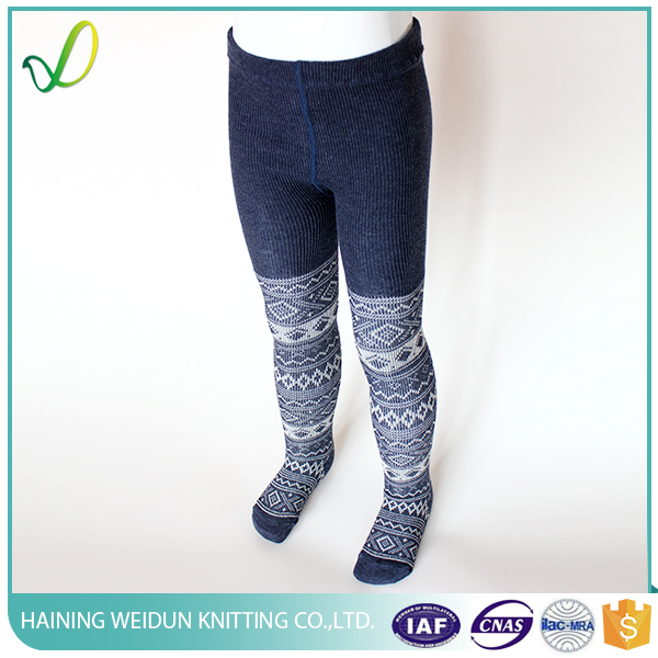 2017 Breathable 100 Cotton Children Leggings Kids Tights