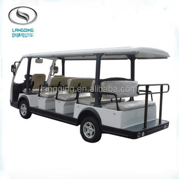 Hot Sale Travel Electric Sightseeing Car Price Tourist Car LQY145B