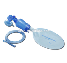 First aid products Manual Silicone Resuscitator Mask XH-KB06