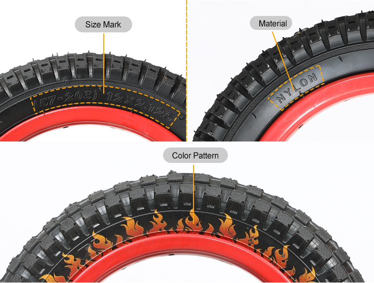 xingtai bicycle tyre/bicycle tire,bike color tire