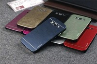 High Quality Brush Metal Case Cover for Samsung Galaxy A3