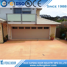 Newly Designed Automatic Sectional Garage Door Window Insert
