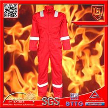 FR INHERENTLY HEAT & FLAME RETARDANT PERSONAL PROTECTIVE COVERALL EQUIPMENT