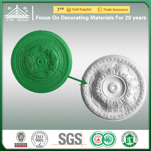 For Making Gypsum Products Glassfiber Reinforced Plastic GRP Medallion Mould