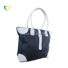 New design microfiber fashion lady Handbag
