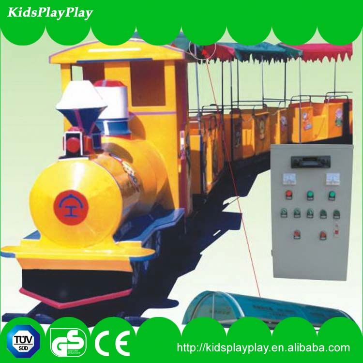 outdoor kids electric train games