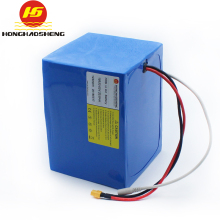 48V 60V 72V 20Ah 30Ah 40Ah Electric Motorcycle Lithium Battery Pack for Scooter