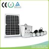 High capacity lead acid battery solar energy storage system 15w solar energy generator