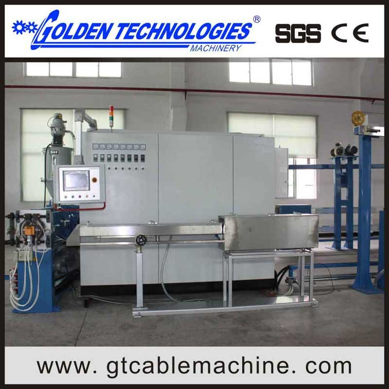 Power cable insulation machine